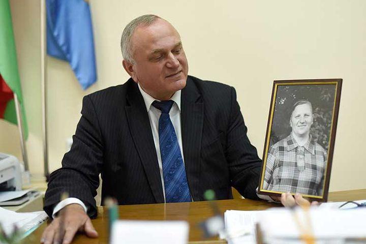 Председатель Гомельского горсовета депутатов Иван Бородинчик.