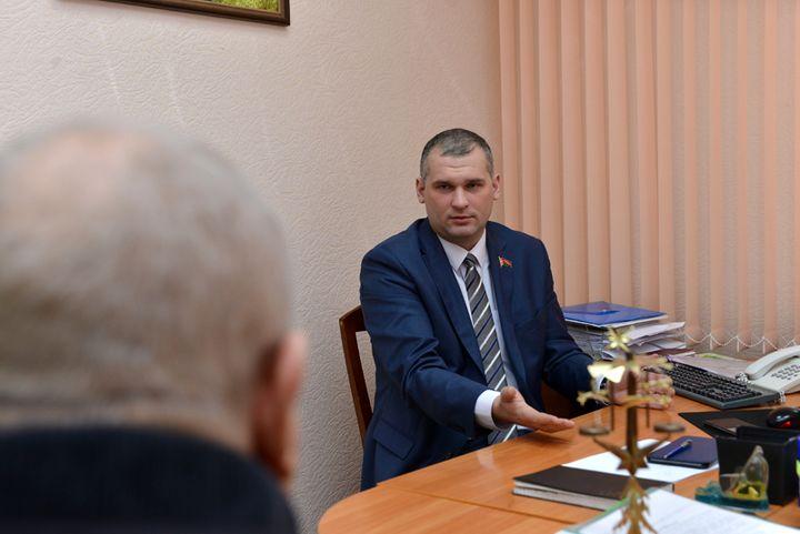Директор гомельского завода попросил у депутата