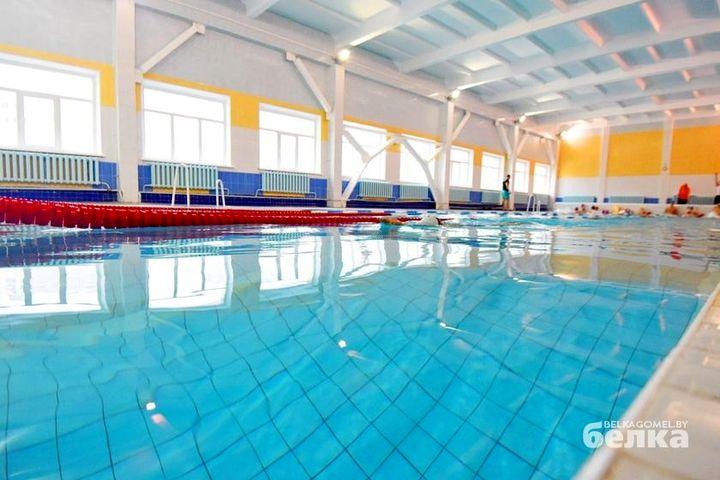 В Советском районе в отопительный период будут работать три бассейна