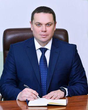 Глава администрации Советского района Сергей Анатольевич Редюк