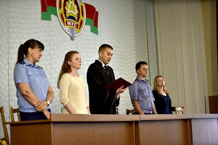 В Советском районе прошло выездное судебное заседание